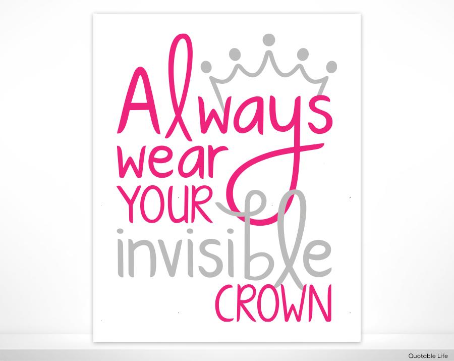 Wearing An Invisible Crown Prairie Tiara Diaries
